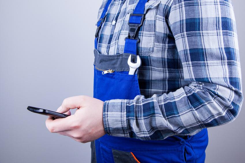 Hausmeister Telefon Handy